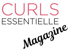 Magazine Curls Essentielle – Conseils pour cheveux bouclés à crépus