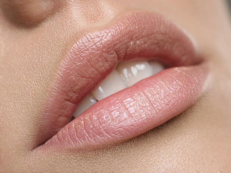 lèvres douces