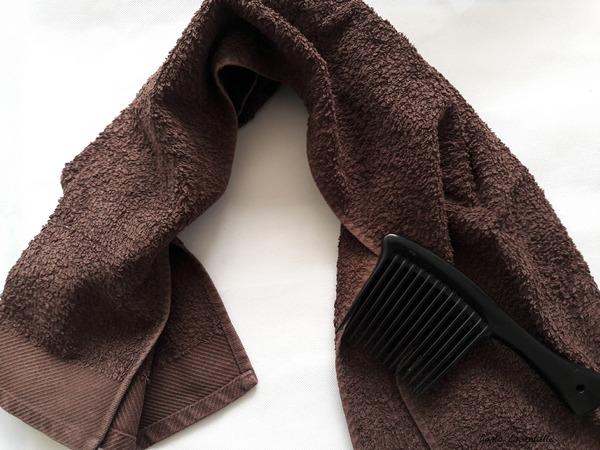 secher les cheveux sans les agresser