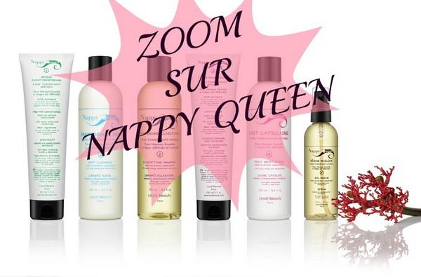 zoom sur la marque Nappy Queen