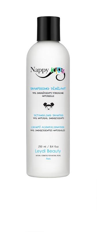 shampoing naturel enfant cheveux crepus boucles