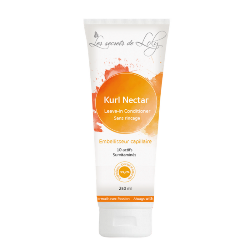 kurl nectar leave in conditioner secrets de loly
