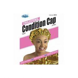 bonnet autochauffant pour soin capillaire