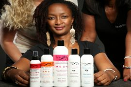 Bilguissa Diallo fondatrice Nappy Queen Curls Essentielle