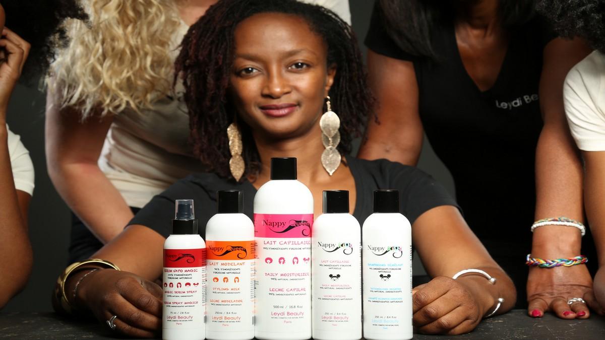 Bilguissa Diallo fondatrice Nappy Queen Curls Essentielle